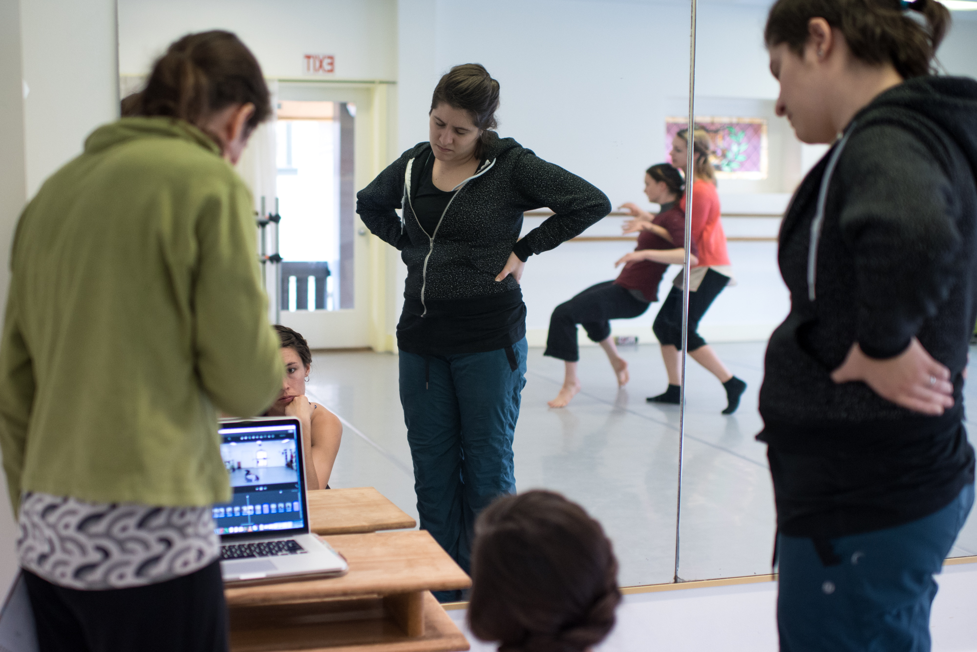 Rehearsal photos by Hillary Goidell